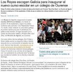 Reyes España, inauguración, Letizia, Felipe, curso4