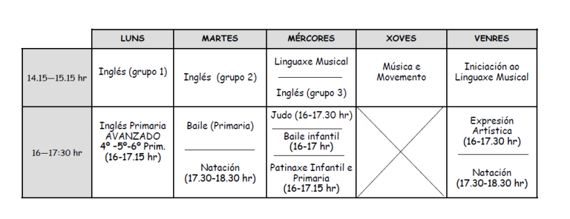 Extraescolares 18-19_v2