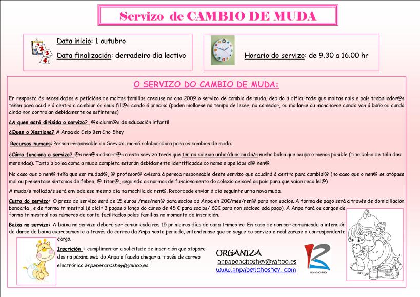 CAMBIO MUDA blog