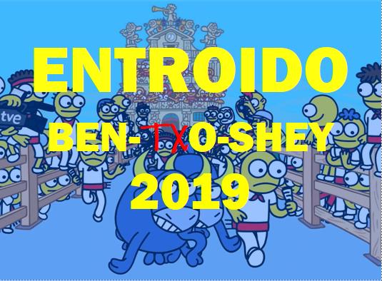entroido 2019